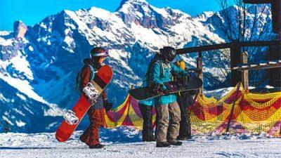 Talviurheilun Maailma